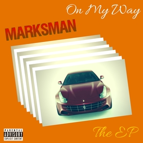 On My Way Ep Shaw Marksman front cover