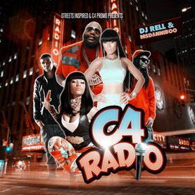 C4 Radio DJ Rell front cover