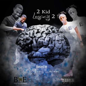 2 Kid Legacy 2 BGE front cover