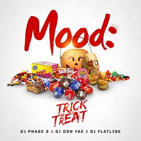 Mood: (Trick-Or-Treat) DJ Phase 3 front cover