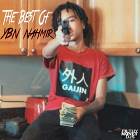 The Best Of YBN Nahmir DJ Filthy Franko front cover