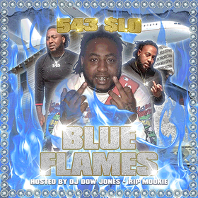 Blue Flames 543 Slo front cover