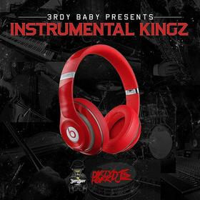 Instrumental Kingz 3rdy Baby front cover