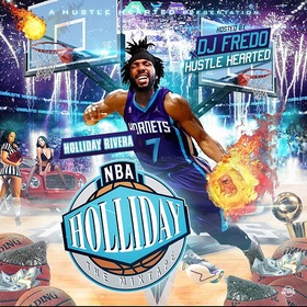 NBA Holliday Holliday Rivera front cover