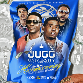 Jugg University Homecoming #NoHoe DJ Official front cover