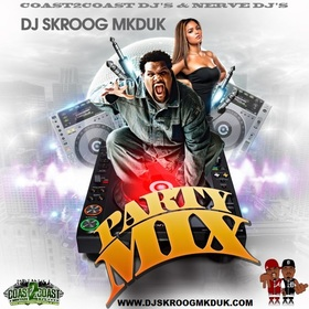 Party Mix Skroog Mkduk front cover