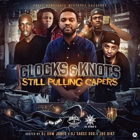 Glocks & Knotts (Still Pulling Capers) Dj Sauce God front cover