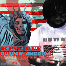Outlaw America King Dee front cover