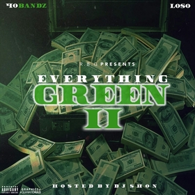 Everything Green 2 40 Bands & Loso front cover