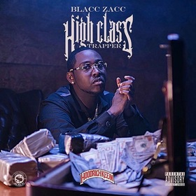 High Class Trapper Blacc Zacc front cover