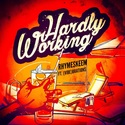 Hardly Working Ep Rhyme Skeem front cover