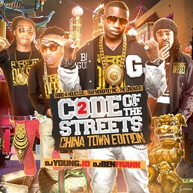 Code Of The Streets 2 (China Town Edition) DJ Young JD front cover