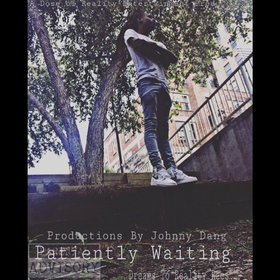 Patiently Waiting The Prince front cover