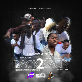 Back 2 Back Lust4MoneyMafia  front cover