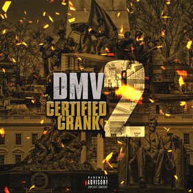 DMV Certified Crank 2 Certified Plugg DMV front cover