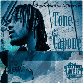 No Sleep Tone Capone front cover