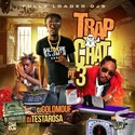 Trap Chat Pt. 3 DJ GOLDMOUF front cover