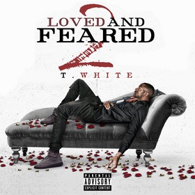 Loved And Feared 2 T.White front cover