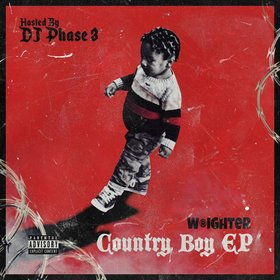 Country Boy EP Wrighter front cover