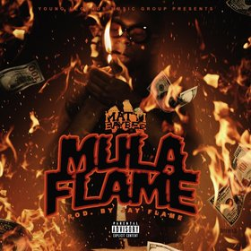 Mula Flame Matti Baybee front cover