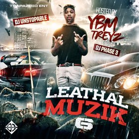 Leathal Muzik 6 DJ Phase 3 front cover