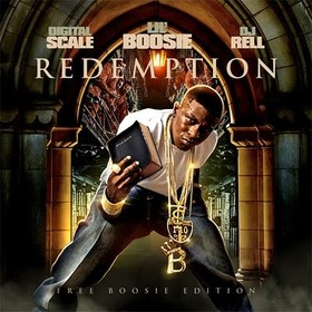 Redemption DJ Rell front cover