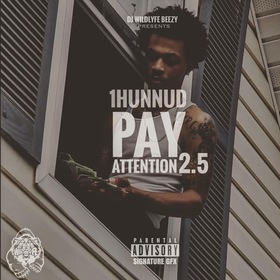 Pay Attention 2.5 Wildlyfe 1Hunnnud front cover