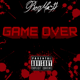 Game Over ft Ron Mack 11 Ron Mac 11 front cover