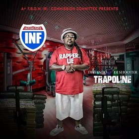 Trapoline Interstate Inf front cover