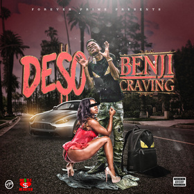 Benji Craving De$o front cover