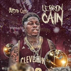 Lebron Cain Mista Cain front cover