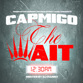The Wait Fsf Cap front cover