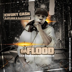 Da Flood Kwony Cash front cover