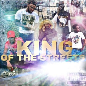 King Of The Streets DJSweizy15 front cover