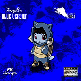 BLUE VERSION TBNJapan front cover