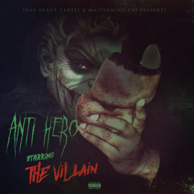 Anti Hero Villain front cover