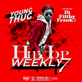 Hip Hop Weekly 7 DJ Filthy Franko front cover
