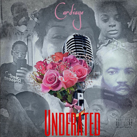 Underrated Cardiaye front cover