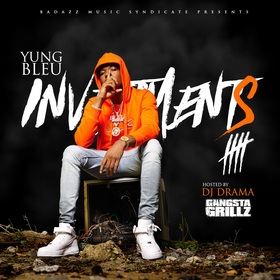 Investments 5 Yung Bleu front cover