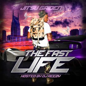 The Fast Life Jitsu Gaiden front cover