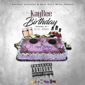 Birthday KayBee front cover