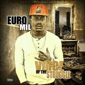 Voice Of The Struggle Euro Mil front cover