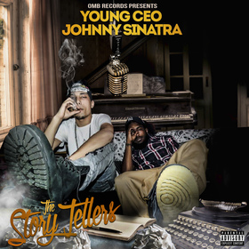 The Story Tellers Young CEO front cover