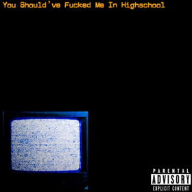 You Should've Fucked Me In High School DeadorRich Records front cover