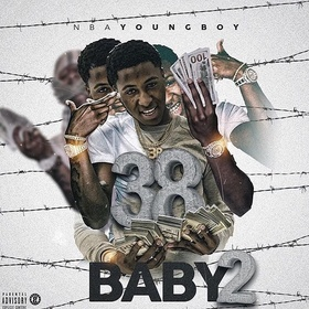 38 Baby 2 NBA YoungBoy front cover