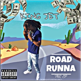 Road Runna (EP) Jett Huncho front cover