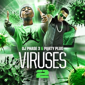 Viruses 2 DJ Phase 3 front cover