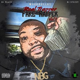Real Trapper, Fake Rapper DJ Phase 3 front cover