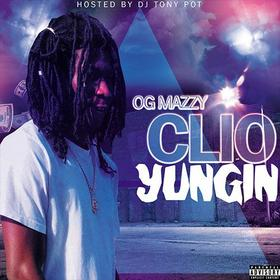 Clio Yungin Dj Tony Pot front cover