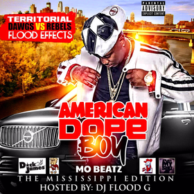 American DopeBoy #MississippiEdition Mo Beatz front cover